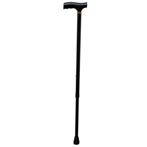 Walking stick adjustable
