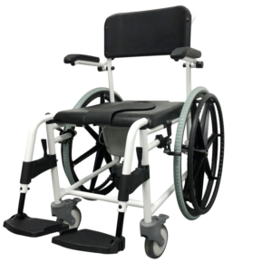 Self Propel Commode Compact